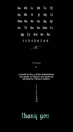 Fibonacci - Free Font - Dealjumbo.com — Discounted design bundles with extended license!