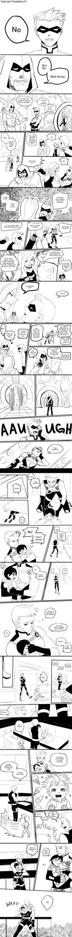 SAVE YOUNG JUSTICE Season 3 part 2 Based off of this adorable fic I saw on the kinkmeme Does anybody know if the author came off anon??? I love the fic so much ;A; Hahaha. Well I don't know if I'll...