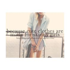 thinspo quotes | Tumblr ❤ liked on Polyvore