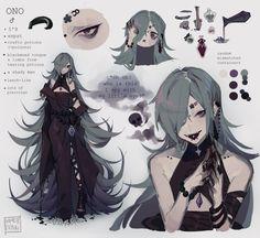 (3) ✦ kamo ✦ (@kamochiruu) 的媒体推文 / Twitter Fantasy Character Design, Character Concept, Character Inspiration, Character Art, Concept Art, Character Types, Fantasy Characters, Anime Characters, Mangaka Anime