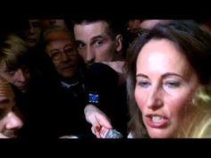 Politique France Ségolène Royal au Congrès du PS à Toulouse - http://pouvoirpolitique.com/segolene-royal-au-congres-du-ps-a-toulouse/
