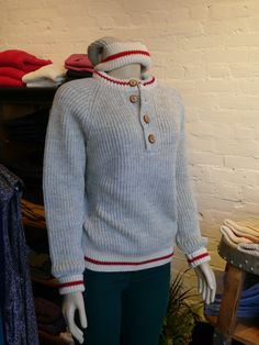 Beautiful sweater form Parkhurst for Spring 2015, Made in Canada ...