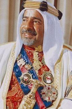 HRH Shaikh Isa bin Salman al Khalifi