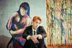BTS 방탄소년단    160930 WINGS Concept Photo 3    J-Hope 제이홉
