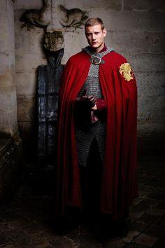 BBC Merlin   Tom Hopper as Sir Percival