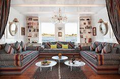 lounge, Nour El Nil cruise #MoneyLoveChallenge
