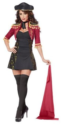 California Costumes Women's Eye Candy – Matador Adult, Red/Black, Medium by California Costumes Take for me to see California Costumes Women's Eye Candy – Matador Adult, Red/Black, Medium Review You probably can obtain any products and California Costumes Women's Eye Candy – Matador Adult, Red/Black, Medium at the Best Price Online with Secure Transaction . …