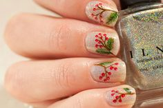 Winter Berries Nail Art with ILNP Sunday Brunch Berry Nails, Winter Berries, Sunday Brunch, My Nails, Art, Art Background, Kunst, Performing Arts, Art Education Resources
