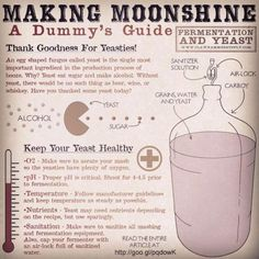 """Making Moonshine Through Fermentation Homesteading  - The Homestead Survival .Com     """"Please Share This Pin"""""""