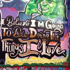 Clarion Alley - San Francisco, CA, United States