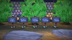 Sims 4 CC's - The Best: Garden Signs by Budgie2budgie