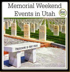 memorial day races utah