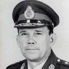 Gen. Magnus Malan - hoof van die weermag
