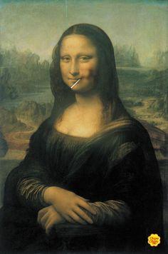 La Gioconda de Chupa Chups [José Gil-Nogués Villén] (Gioconda / Mona Lisa)