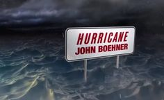 Brilliant proposal: Name hurricanes after obstructionist lawmakers