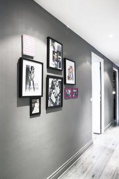 Peindre un couloir refaire la cage d 39 escalier - Refaire son couloir ...