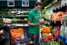 Grocery Deliveries in Sharing Economy - NYTimes.com