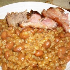 Jewish Recipes, Goulash, One Pot Meals, Chana Masala, Chili, Stew, Beans, Food And Drink, Cooking Recipes
