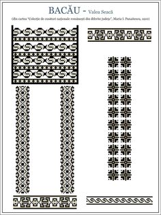 Folk Embroidery, Cross Stitch Embroidery, Embroidery Patterns, Machine Embroidery, Knitting Patterns, Cross Stitch Designs, Cross Stitch Patterns, Wedding Album Design, Moldova