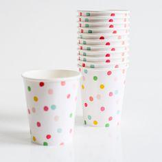 'It's a Party' Dotty Cup – Shop Sweet Lulu