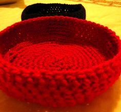Cosy Crochet Pet Bed
