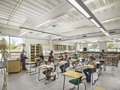 biology at Westtown School Science Center, Westchester, PA | SMP Architects