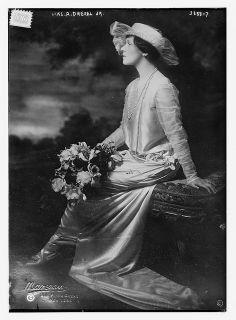Mrs. A. Drexel, Jr. ~ bridal portrait