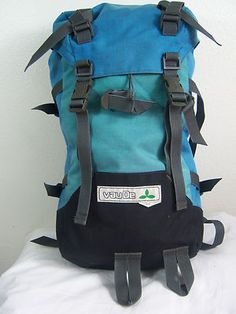Jeff Lowes VAUDE backpack. awsome :)