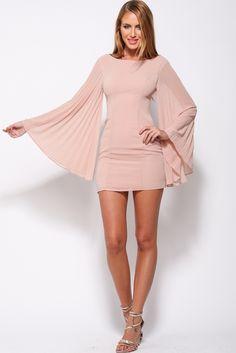Softly Spoken Dress, Coffee, $55 + Free express shipping http://www.hellomollyfashion.com/softly-spoken-dress-coffee.html