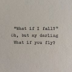 Hand Typed Quote On Vinatge Typewriter by WhiteCellarDoor on Etsy