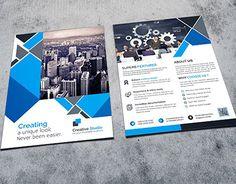 "Check out new work on my @Behance portfolio: ""Creative flyer design"" http://be.net/gallery/55401895/Creative-flyer-design"