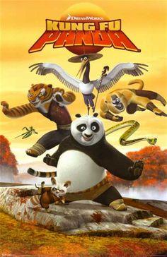 Kung Fu Panda - an alltime favourite