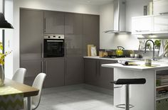 Carisbrooke Ivory, Kitchen Cabinet Doors & Fronts, Kitchens - B&Q ...