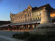 Piata in Timisoara