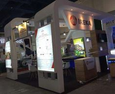 Exhibition Stand | Property Expo | Ireka Loft, Bed, Building, Furniture, Design, Home Decor, Facades, Houses, Decoration Home