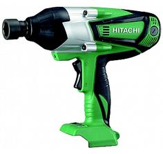 Hitachi WR18DSHL/L4 18v Impact Driver-Body Only (batteries and charger sold seperately) £219.00
