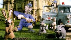 Wallace & Gromit: Curse of the Were Rabbit