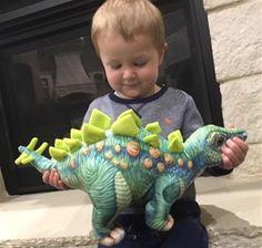 14 Dinosaur Gifts, Dinosaur Toys, Dinosaur Stuffed Animal, T Rex, Color Patterns, Plush, Cute, Kids, Animals
