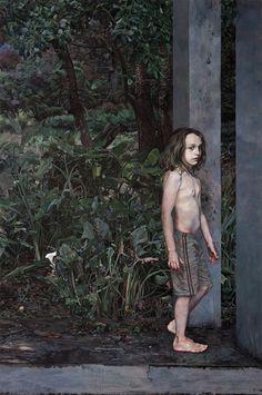 Deborah Poynton Deborah Poynton was born in 1970 in Durban and her youth was s. Mark Rothko, Photographic Film, South African Art, Nude Portrait, Africa Art, Hyperrealism, Arts Ed, Figure Painting, Beautiful Paintings