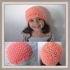 Bean Stitch Beanie - Meladora's Creations Free Crochet Patterns & Tutorials