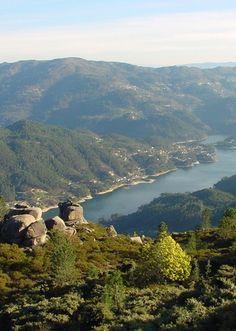 Parque Nacional da Peneda-Gerês O Parque Nacional tem 72 mil hectares e abrange cinco concelhos portugueses. (Foto: Município de Terras do Bouro)