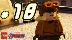 LEGO Marvel's Avengers ITA Avventura Mattoncini #18 - Cloud 9 - PS4 Xbox...