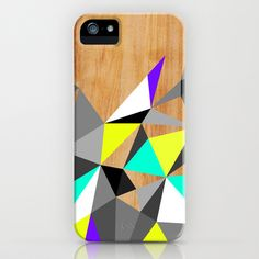 Buy Wooden Geo Neon by House of Jennifer as a high quality iPhone & iPod Case. Worldwide shipping available at Society6.com. Just one of millions of…