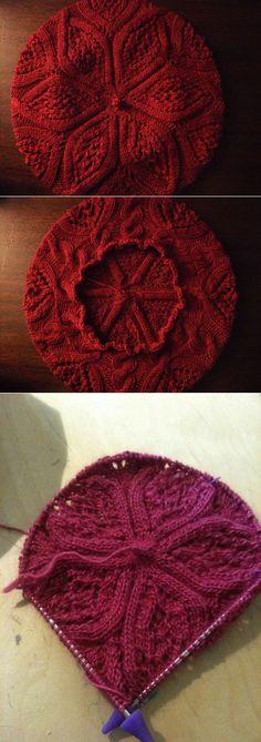 liveinternet.ru Knit Crochet, Crochet Hats, Knit Beanie Hat, Winter Warmers, Knitting Accessories, Celtic Knot, Diy Fashion, Knitted Hats, Knitting Patterns