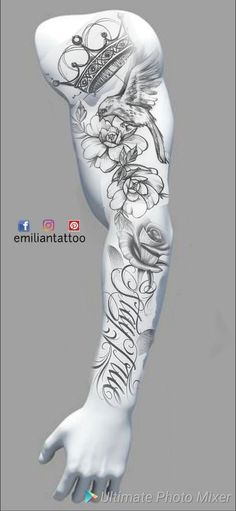 Tattoo Armverschluss - Tattoo Trends and Lifestyle Forarm Tattoos, Cool Forearm Tattoos, Forearm Tattoo Design, Tattoo Design Drawings, Dope Tattoos, Arm Tattoos For Guys, Tattoo Sketches, Body Art Tattoos, Hand Tattoos