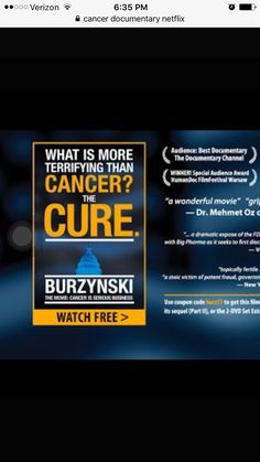 Burzynski research institute fdating