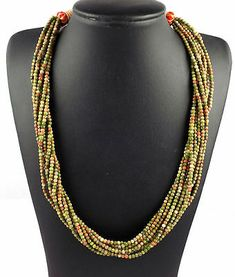NATURAL BLACK AGATE ONYX 2x4MM ROUNDEL FACETED BEADS CHOKER NECKLACE 18''