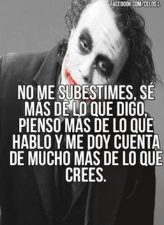 O Joker, Joker Heath, Joker And Harley Quinn, Joker Frases, Joker Quotes, Real Life Quotes, Sad Quotes, Inspirational Quotes, Jokes And Riddles
