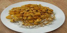 Hähnchen-Curry mit Reis auf Kochen-verstehen.de