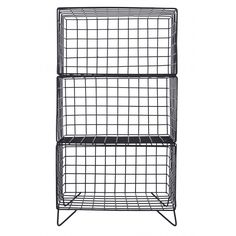 Metal Bookshelf with Storage Bin House Doctor Children- A large selection of Design on Smallable, the Family Concept Store - More than 600 brands.